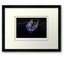Classic Car Show  •  Cadillac  •  Twenty Eleven Framed Print