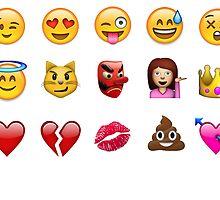 Whatsapp emoji mega pack 1 by Meje