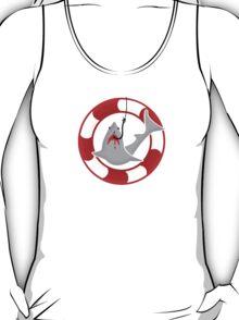 Shark on the hook RVS2 T-Shirt