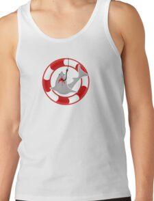 Shark on the hook VRS2 T-Shirt