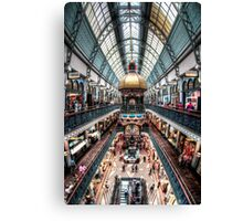 Thursday QVB Canvas Print