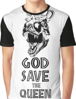 God Save the Queen  Graphic T-Shirt