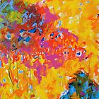 Kismet. 16 x 20. Acrylic on Canvas. by csoccio100