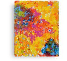 Kismet. 16 x 20. Acrylic on Canvas. Canvas Print
