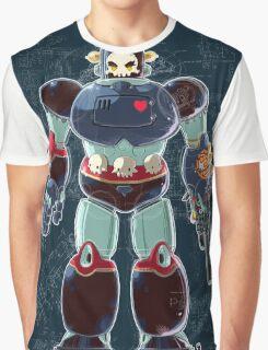 Seijin Machinder Graphic T-Shirt