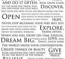 The JLK Manifesto by Jennifer Lyn King