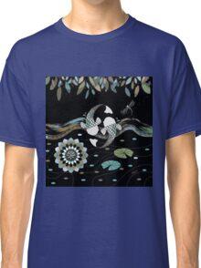 Lucky Koi Mandala Classic T-Shirt