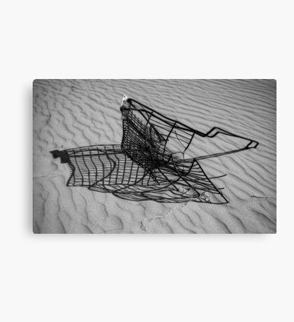 Basket Canvas Print