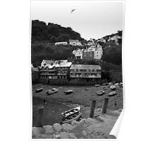 Clovelly Village, Devon Poster