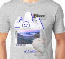 Windows Vaporwave Aesthetics Unisex T-Shirt