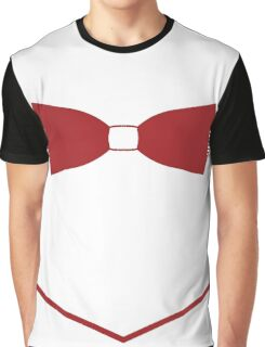 PAC Logo - Red and White (Small) Graphic T-Shirt