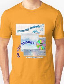 SAD Vaporwave Aesthetics T-Shirt