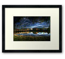 Barnstaple Framed Print