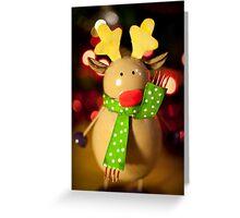 Rudolph! Greeting Card