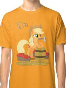 I'm... Applejack Classic T-Shirt