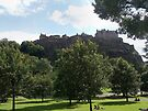 Edinburgh Castle by MagsWilliamson