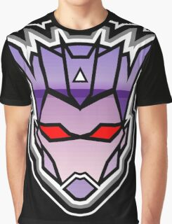 TFxGB - Evil Gozerian (Faction Head) Horizon Lines Graphic T-Shirt
