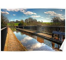 The Almond Aquaduct Poster