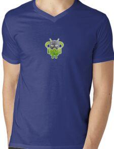 Dovahdroid Mens V-Neck T-Shirt
