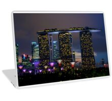 Singapore - Gardens by the Bay Laptop Skin