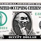 OCCUPY: It's All Not Worth The Paper It's Printed On by GraphicMonkey