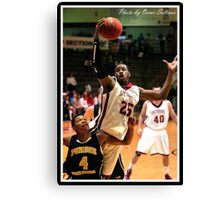 Purdue North Central vs UIndy 4 Canvas Print
