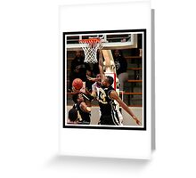 Purdue North Central vs UIndy 6 Greeting Card
