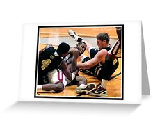 Purdue North Central vs UIndy 10 Greeting Card