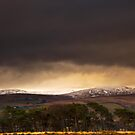 The Howgill Fells in Winter by Rob Sutherland
