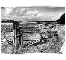 Wreck of the Harriett Poster