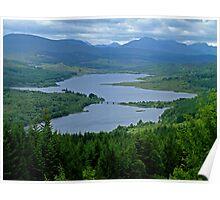 Loch Garry Poster