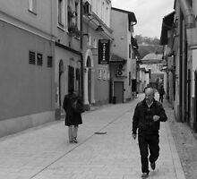 Walking by rasim1