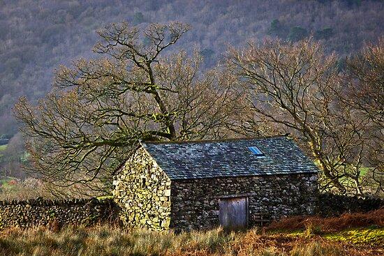 Duddon Barn by Rob Sutherland