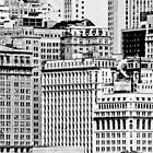 Downtown New York City  by Jacki Campany