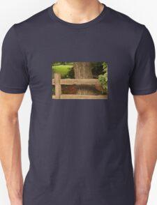 Rail Fence Unisex T-Shirt