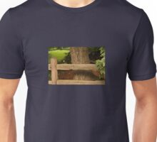 Rail Fence Unisex T-Shirt