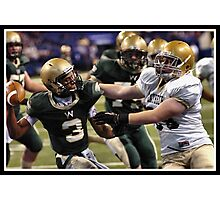 Class 4A Cathedral vs South Bend Washington 5 Photographic Print