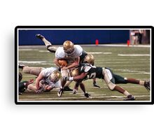 Class 4A Cathedral vs South Bend Washington 6 Canvas Print