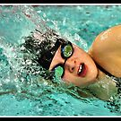Center Grove vs Carmal Swimming 3 by Oscar Salinas