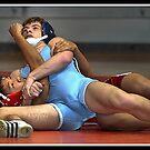 Center Grove vs Perry Meridian Wrestling 8 by Oscar Salinas