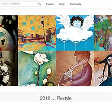 4 January 2011 by The RedBubble Homepage