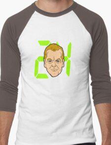 24 Bauers a day Men's Baseball ¾ T-Shirt