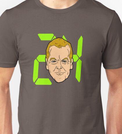 24 Bauers a day Unisex T-Shirt