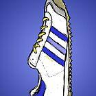 Team Zissou Adidas by Tom  Ledin