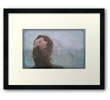 Memories - JUSTART © Framed Print