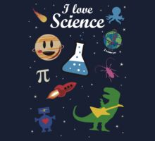 I Love Science by jezkemp