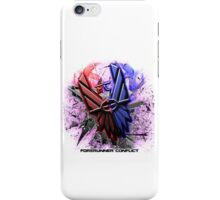 Forerunner Conflict: Revolutions Logo (w/Text) iPhone Case/Skin