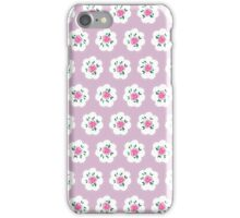 Provence Rose Pink iPhone Case/Skin