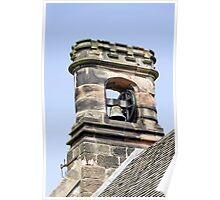 Repton School Bell  Poster