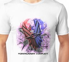 Forerunner Conflict: Revolutions Logo (w/Text) Unisex T-Shirt